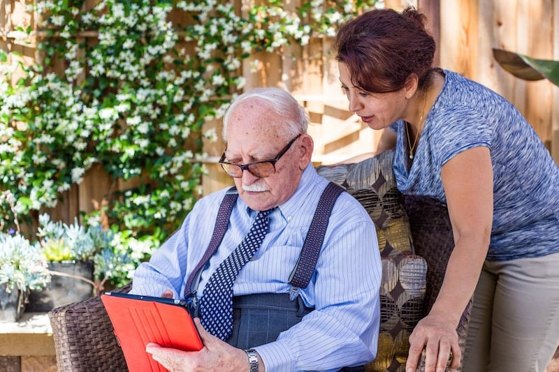 Top 7 Tech Products for Seniors   Seniorly