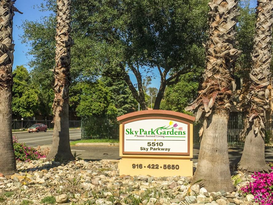 Sky Park Gardens Sacramento CA 2