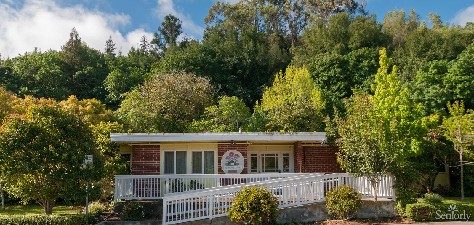 Harmony House San Rafael CA 1