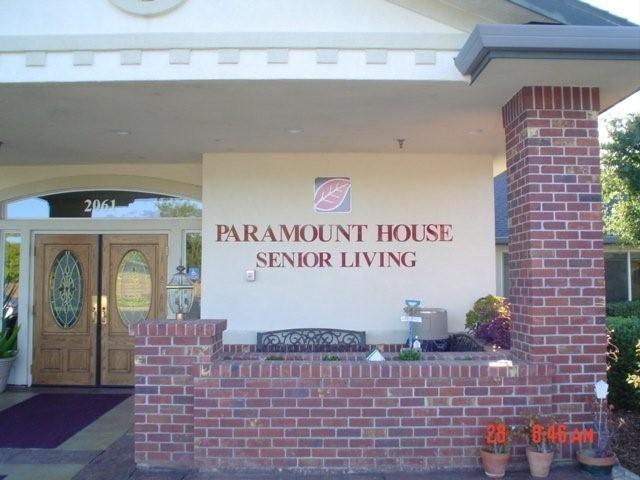 Paramount House Senior Living Vacaville CA 1