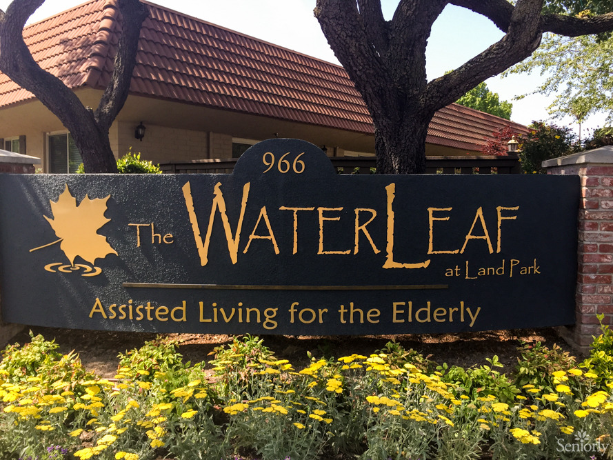 The Water Leaf At Land Park Sacramento CA 21